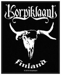 Korpiklaani Finland Aufnäher | 2426