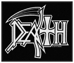 Death Logo Aufnäher | 2427