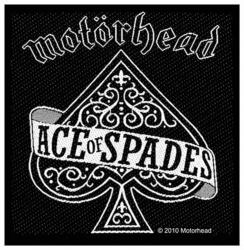 Motörhead Ace Of Spades Aufnäher | 2449
