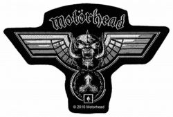 Motörhead Hammered Cut Out Patch | 2452