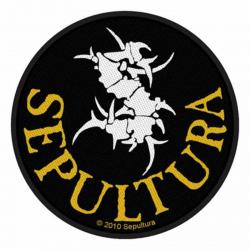Sepultura Circular Logo Aufnäher | 2470