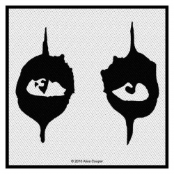 Alice Cooper The Eyes Aufnäher | 2481