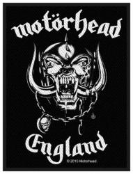 Motörhead England Aufnäher | 2482