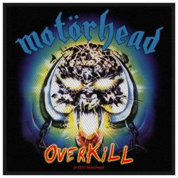 Motörhead Overkill Aufnäher | 2484