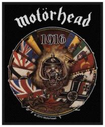 Motörhead 1916 Aufnäher | 2488