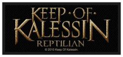 Keep Of Kalessin Reptilian Lo Aufnäher | 2515