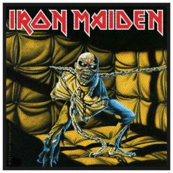 Iron Maiden Piece Of Mind Aufnäher | 2523