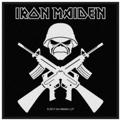 Iron Maiden A Matter Of Life Aufnäher | 2534