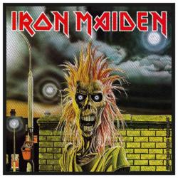 Iron Maiden Iron Maiden Aufnäher | 2546