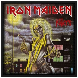 Iron Maiden Killers Aufnäher | 2561