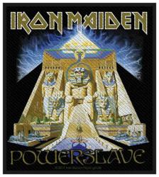 Iron Maiden Powerslave Aufnäher | 2563