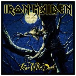 Iron Maiden Fear Of The Dark Aufnäher | 2564