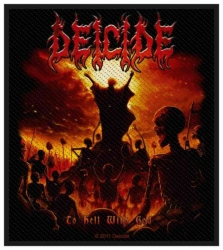 Deicide To Hell With God Patch | 2570