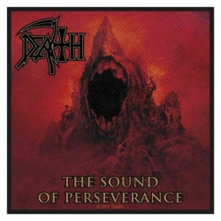 Death Sound of Perserverance Aufnäher | 2582