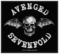 Avenged Sevenfold Death Bat Aufnäher | 2585