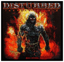 Disturbed Indestructable Aufnäher | 2618