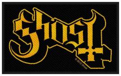 Ghost Logo Aufnäher | 2623