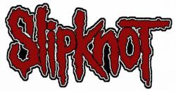Slipknot Logo Aufnäher | 2632