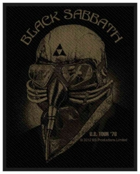 Black Sabbath US Tour '78 Aufnäher | 2677