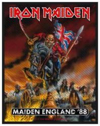 Iron Maiden Maiden England Aufnäher | 2711
