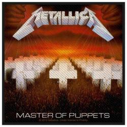 Metallica Master of Puppets Aufnäher | 2725