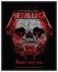 Metallica Wherever I may Roam Aufnäher | 2732