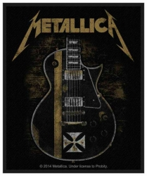 Metallica Hetfield Guitar Aufnäher | 2744