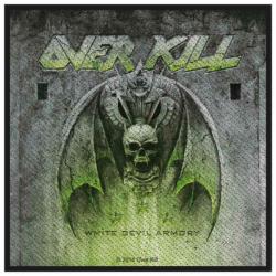 Overkill White Devil Armory Aufnäher | 2770