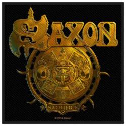 Saxon Sacrifice Aufnäher | 2779