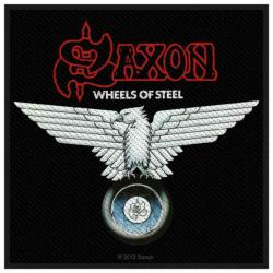 Saxon Wheels of Steel Aufnäher | 2787
