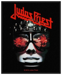 Judas Priest Hell Bent For Leather Aufnäher | 2790