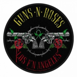 Guns N Roses Los F'N Angeles Aufnäher   2792