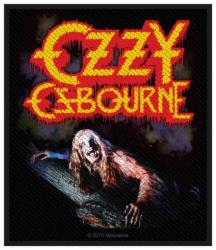 Ozzy Osbourne Bark At The Moon Aufnäher | 2813