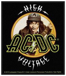 AC/DC High Voltage Angus Aufnäher | 2828