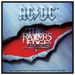 AC/DC The Razors Edge Aufnäher | 2830