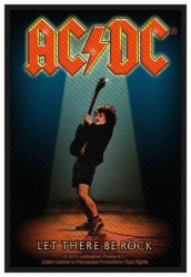 AC/DC Let there be Rock Aufnäher | 2834