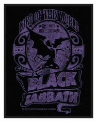 Black Sabbath Lord Of This World Aufnäher | 2841
