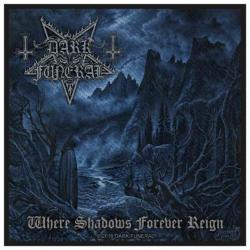 Dark Funeral Where Shadows Forever Reign Aufnäher   2859