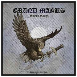 Grand Magus Sword Songs Aufnäher
