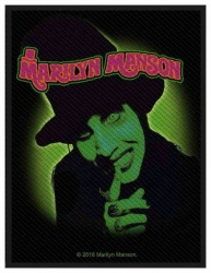 Marilyn Manson Smells Like Children Aufnäher | 2882