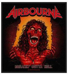 Airbourne Breakin' Outta Hell Aufnäher