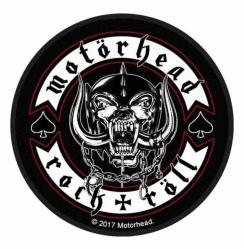 Motörhead Biker Badge Aufnäher