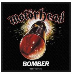 Motörhead Bomber Aufnäher