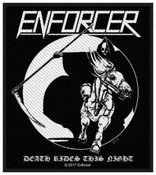Enforcer Death Rides Aufnäher