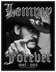 Lemmy Forever Aufnäher