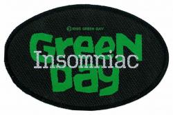 Green Day Insomniac Aufnäher