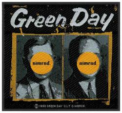 Green Day Nimrod Aufnäher