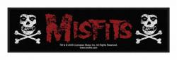 Misfits Cross Bones Superstrip Aufnäher