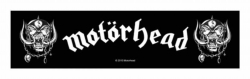 Motörhead War Pigs Superstrip Aufnäher