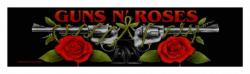 Guns N Roses Logo Superstrip Aufnäher